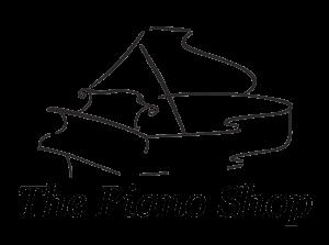Piano Shop Logo